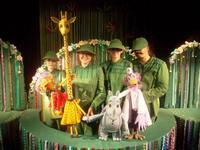 Кукольный спектакль в Чувашии для детей с ограниченными возможностями