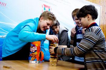 Игровой турнир в Хамовниках