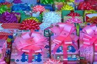 Фонд Ахмата Кадырова подарил подарки всем чеченским детям