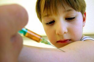 В России могут начать делать прививки детям от гемофильной инфекции