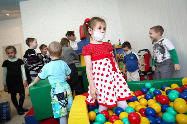В Подмосковье открыли новый реабилитационный центр для детей