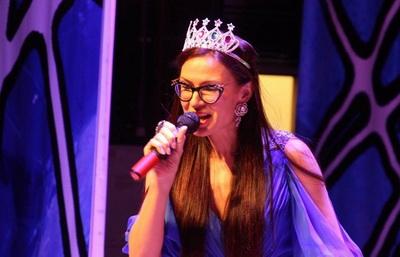 В Екатеринбурге провели новогоднее представление для детей с синдромом Дауна