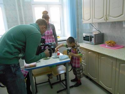 В Успенке умственно отсталых детей адаптируют к жизни