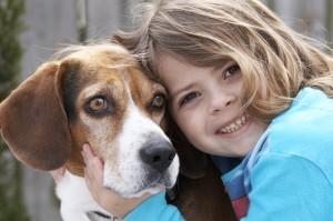 Детям-аутистам помогут адаптироваться домашние животные