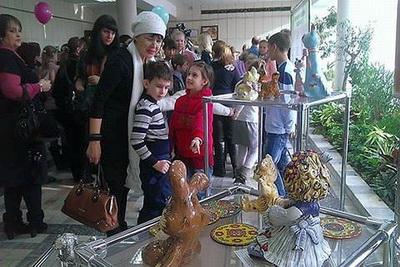 В Ростове прошёл тринадцатый фестиваль творчества детей