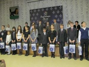 """Иркутские школьники посетили прием мэра """"Восходящая звезда"""""""
