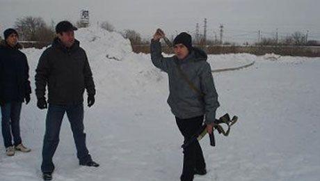 Школьники из Павлодара показали отличную подготовку к воинской службе