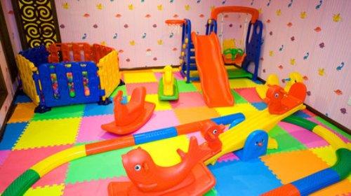 В Коми на детские игровые комнаты в больницах собрано более 860 тысяч рублей