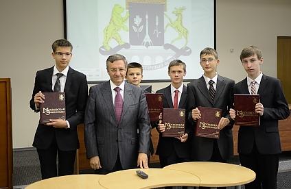 Московские школьники повышали свою эффективность