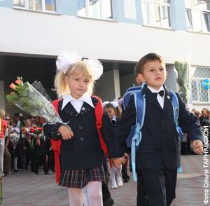 В школах Твери начинается зачисление детей в первые классы