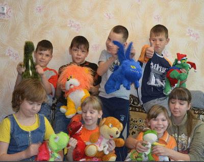 """""""Дети мира"""" помогают пострадавшим от паводков в Приамурье"""