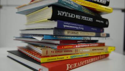 На книжной ярмарке non/fictio№ детям отвели целый этаж