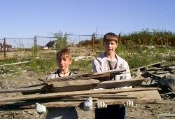 В Карелии школьники помогают создавать новую туристическую зону