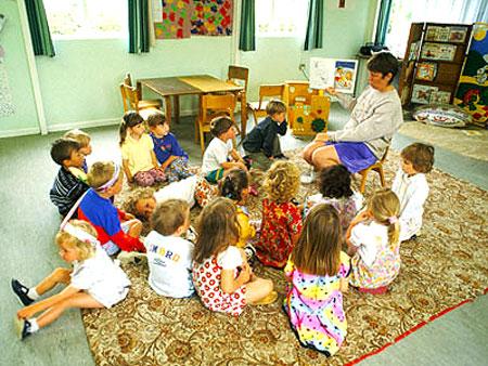 В детских садах воспитатели расскажут детям про мигрантов