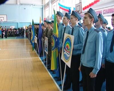 В Нижнекамске названы победители конкурса-смотра строя и песни среди школьников