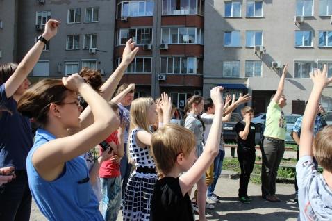 Бизнес-парад школьников пройдет в Новосибирске