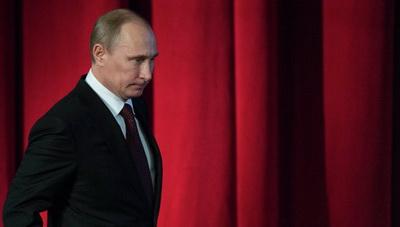 Путин вручит премию за детские произведения в 2013 году
