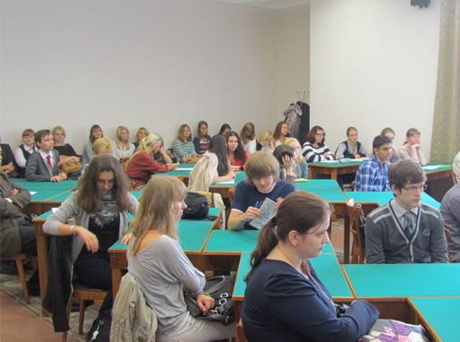 В УрФУ откроют центр профориентации для школьников