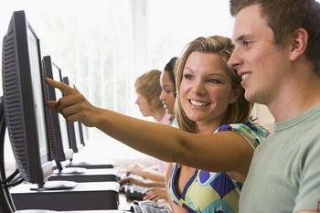 Социальные сети помогают учиться новгородским  школьникам