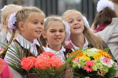 На подготовку детей к школе в Москве тратят до 10 000 рублей