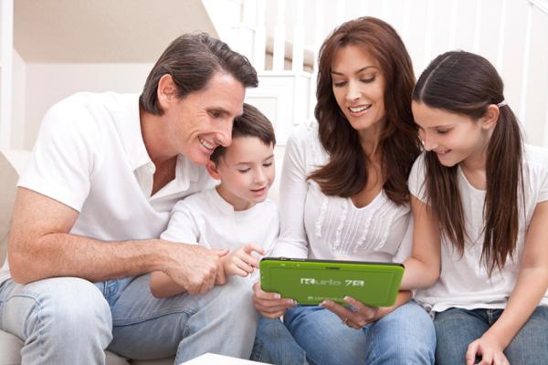 Kurio 7S - новый детский планшет на базе ОС Android