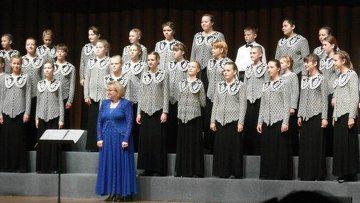 Детский хор из Клинска завоевал золото
