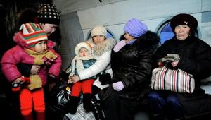 Детей из поселка Тувы, где вышла из строя ТЭЦ, отправят в санатории