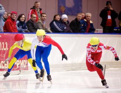 Колпинскими конькобежцами завоеваны путевки на зимнюю Спартакиаду учащихся