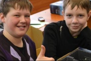 Нерюнгринские школьники будут программировать роботов