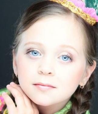 7-летняя девочка из Казани стала победительницей детского конкурса красоты