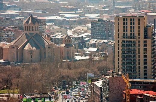 В Ереване откроют Памятник эвакуированным детям блокадного Ленинграда