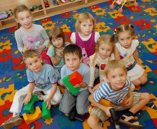 До конца 2015 г. все дети Калининградской обл. смогут посещать детсады