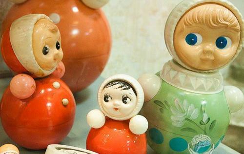 Игрушки отечественного производства собирает Детский музей