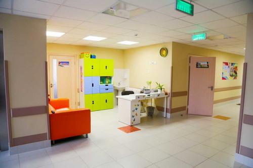 В Москве построят детский хоспис