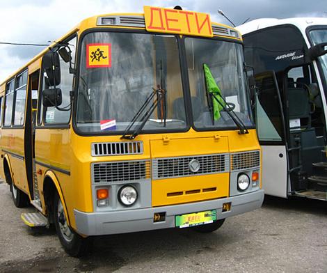 В ДТП со школьным автобусом в Кировской области пострадали дети