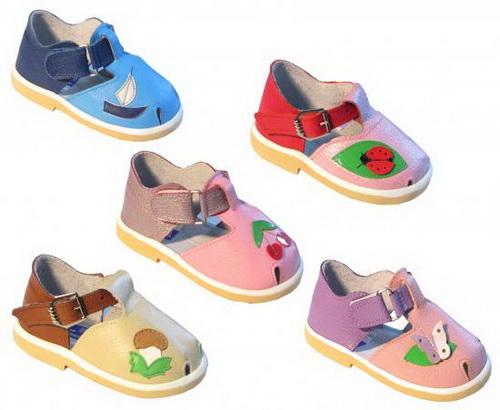 Свой знак качества получит детская обувь России