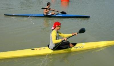 120 километров на каноэ проплыли кубанские дети