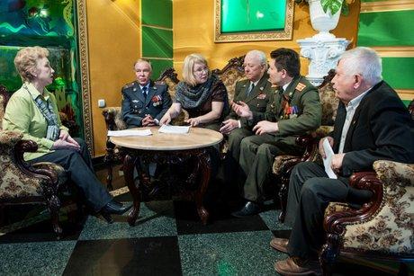 На сцене иркутского драмтеатра выступят ветераны, их дети и внуки