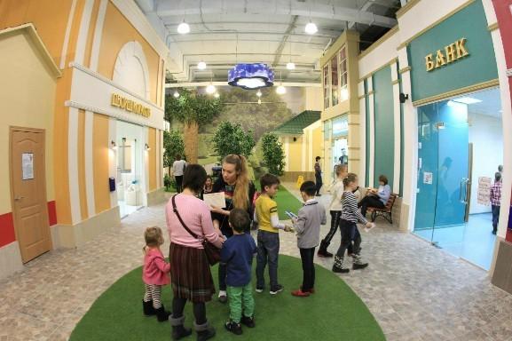 """Центр для детей """"Чадоград"""" открылся в Челябинске"""