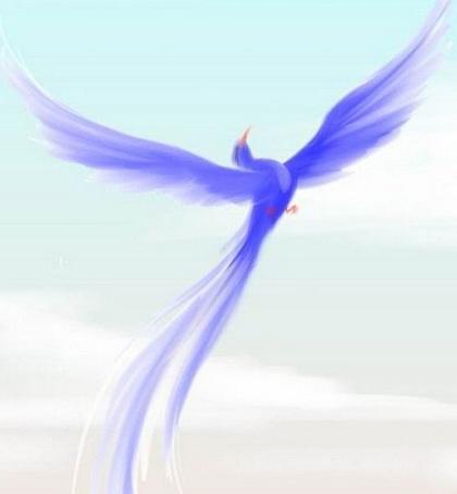 """""""Синяя птица"""""""