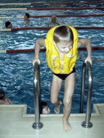 Занятия плавания проходят во всех муниципальных районах Липецкой области
