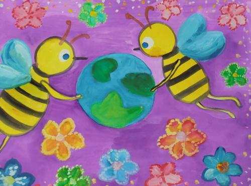"""В конкурсе """"Сохраним пчелу - сохраним планету"""" приняли участие дети Татарстана"""