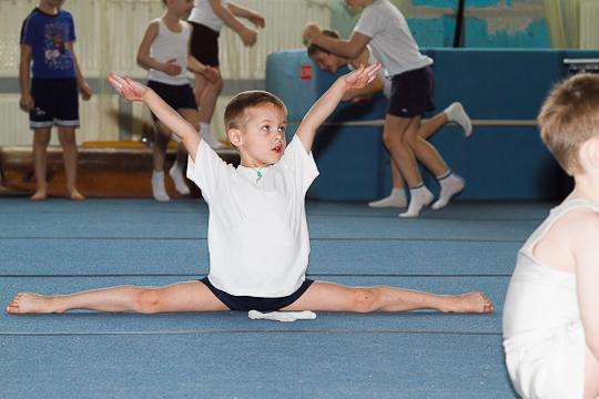 На секции и кружки стали активнее ходить дети России