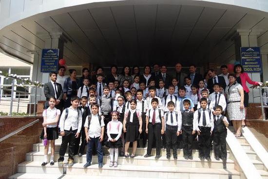 В Ташкенте открыт центр детей с особыми потребностями