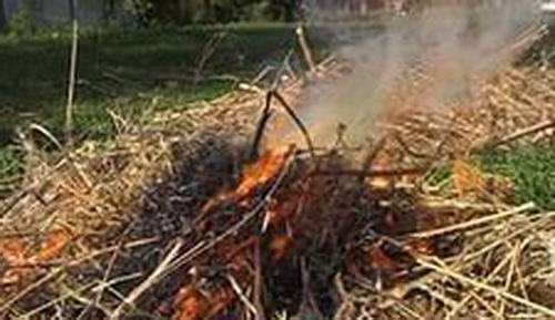 На Урале погибли двое детей, играя со спичками