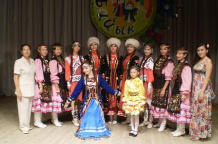 """В Башкирии состоится гала-концерт конкурса танца """"Баик"""""""