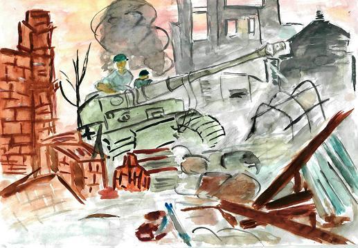 В Вологде городские автобусы украсят детские рисунки