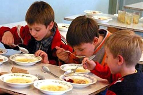Школьные столовые Коми предоставят бесплатное питание ученикам из Украины
