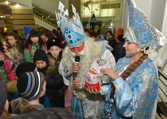 Благотворительная ёлка в Санкт-Петербурге состоится 17 декабря