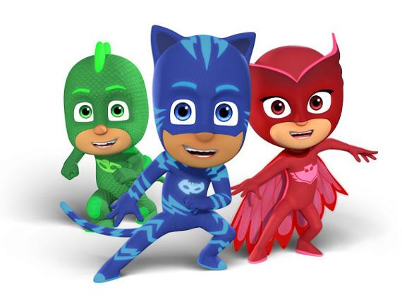 картинки герои в масках